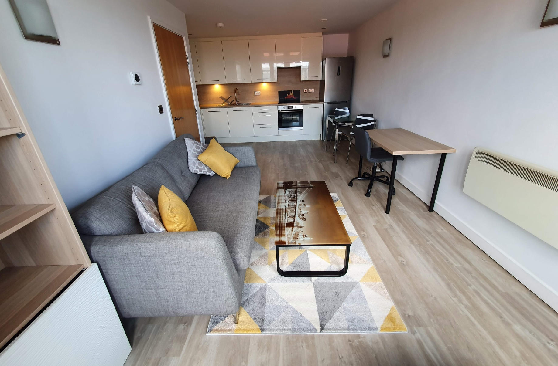 Apartment at West One Sheffield