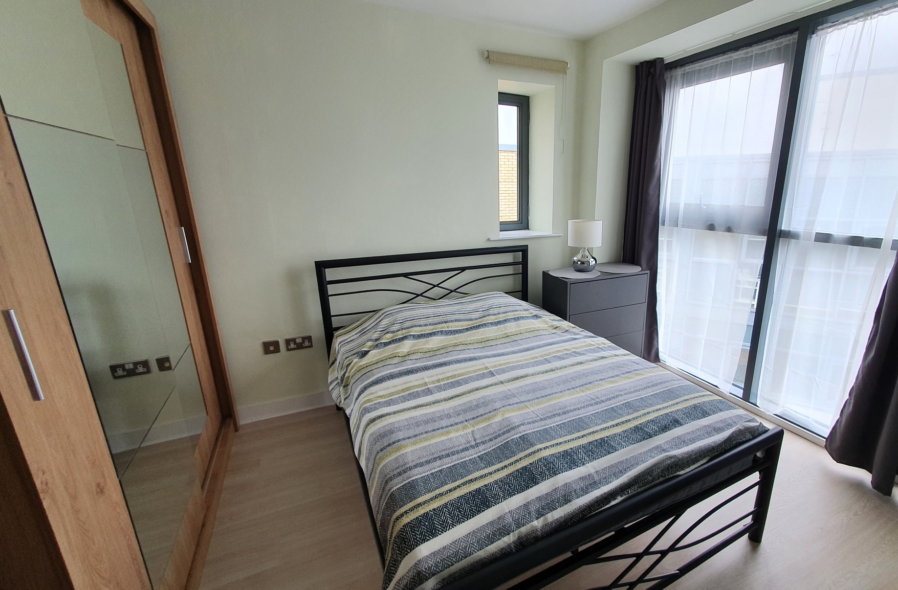 West One Sheffield: apartment 1 bedroom